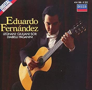 Fernandez:Guitarra Classica Y Romantica: Various Artists: Amazon ...