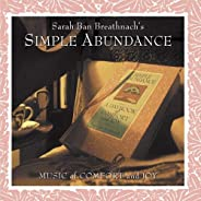 Music of Comfort and Joy: Sarah Ban Breathnach's Simple Abund
