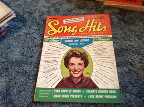 August 1953 Song Hits Magazine