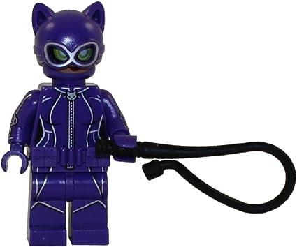 Lego Catwoman Minifigure Batman Movie From Set 70902