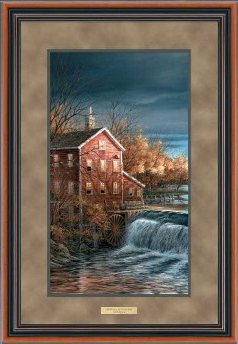 - Autumn Afternoon Framed Pinnacle Print by Terry Redlin