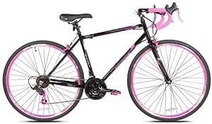 Susan G. Komen - Bicicleta de Carretera 700c para Mujer: Amazon.es ...