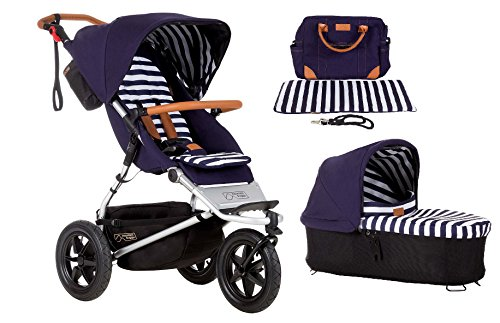 All Terrain Stroller With Reversible Seat - 7