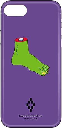 Amazon.com: Cover Store Marcelo Burlon Soft Foot Case for Apple ...