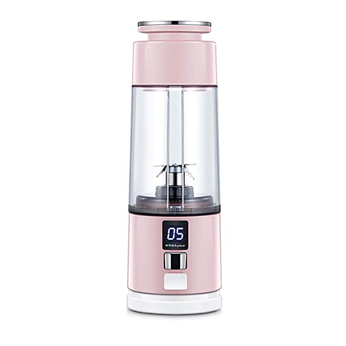 BSJZ USB Multi Function Blender Electric Juicer Suitable for Personal Travel Mini Portable Keep You Away from The Dangers of Processed Foods