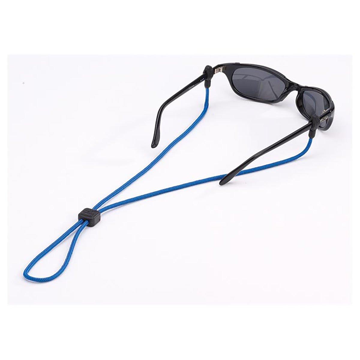 Chums Slip Fit Rope Eyewear Retainer, 3mm, Black 12121100