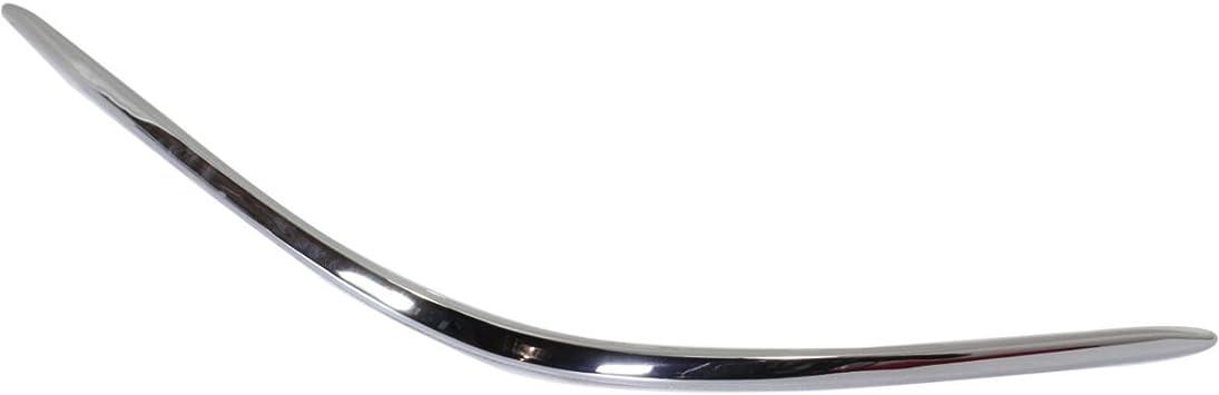 New Bumper Face Bar Trim Molding Step Pad Rear Driver Left Side Mercedes LH Hand