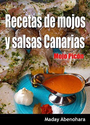 Recetas de mojos y salsas Canarias: Mojo Picón (Recetas de la sabrosa comida Canaria