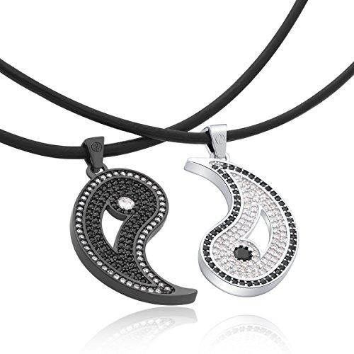 yin yang crystal - 1