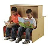 Constructive Playthings JON-524 Literacy Station