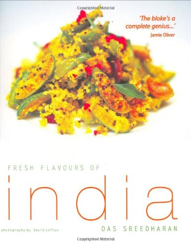 Download Fresh Flavours of India ebook