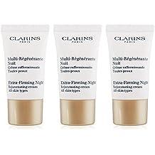 Clarins Extra-Firming Night Rejuvenating Cream All skin types 15ml x 3 tubes (45ml)