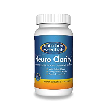 Amazon Com 1 Brain Function Booster Nootropic Super Ginkgo