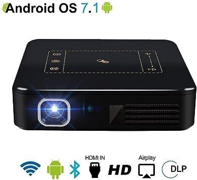 Proyector Mini Android 7.0 D13 Proyector Digital de Cine en casa ...