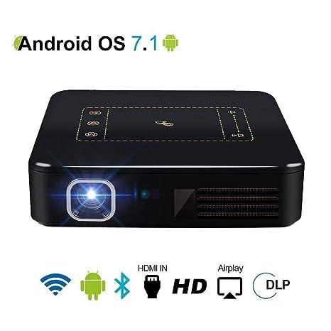 Proyector Mini Android 7.0 D13 Proyector Digital de Cine en ...
