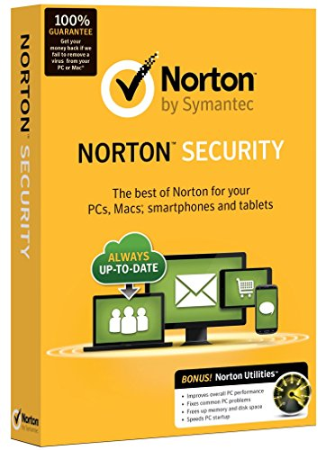 Norton Security (For 5 Devices) with Norton Utilities (For 3 PCs) Bundle