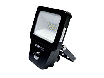 Alverlamp LPRO10SEN - Proyector led sensor 10w 4000k: Amazon.es ...
