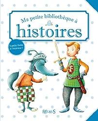 Ma petite bibliothèque à histoires Garçons