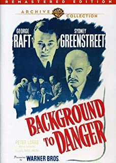 Background to Danger (Remastered Edition) (B003WLN0SS) | Amazon Products