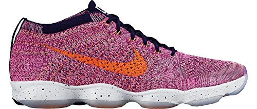 official photos bf3b6 aa371 Galleon - Nike Womens Flyknit Zoom Agility Running Trainers 698616 Sneakers  Shoes (US 9, Pink Power Bright Citrus Black 602)