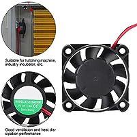 HEEPDD Fan de la incubadora, pequeña máquina incubadora de la incubadora de la ventilación del Aire del Ventilador de enfriamiento 12V(6015 Axial Flow 12V): Amazon.es ...