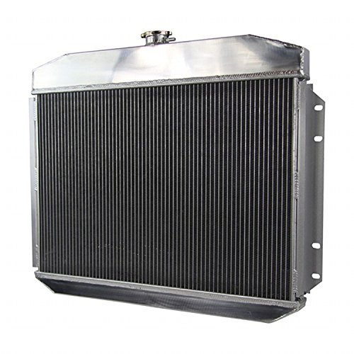 GOWE Auto Cooling System 3 ROW RACING NEW Aluminum Radiator FOR 61-64 Ford F-350 Pickup -