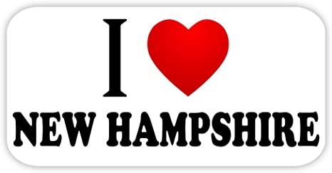 New Hampshire Sticker 3
