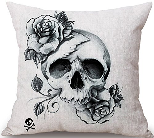 skull home decor and accessories