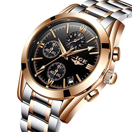 Watches Analog Waterproof Chronograph Wristwatch product image
