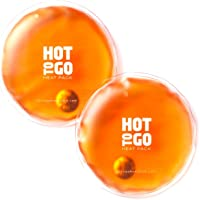 Hot to Go Reusable Round Heat Pack - Pack of 2