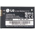 LG SBPL0098201/SBPL0098901 Battery for LG LGIP-430N – Original OEM – Non-Retail Packaging – Black