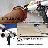 BELAROKO 3100A Pneumatic Caulking Gun with Air Flow