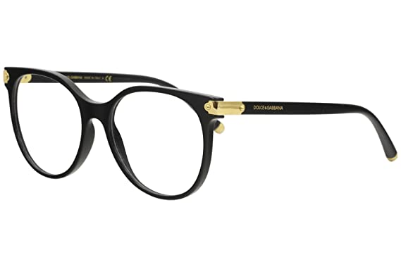 3a3728c57d4 Image Unavailable. Image not available for. Color  Dolce   Gabbana Welcome DG  5032 Black ...