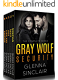 GRAY WOLF SECURITY: The Complete 5 Books Series