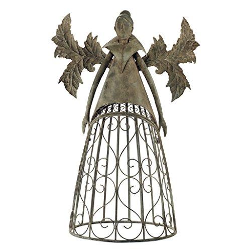 Design Toscano Tempest The Metal Garden Trellis Fairy by Design Toscano