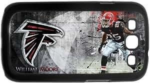 Atlanta Falcons NFL Samsung Galaxy S3 Case v1 3102mss