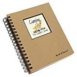 Search : Camping, The Camper's Journal (Natural Brown) (Write It Down)