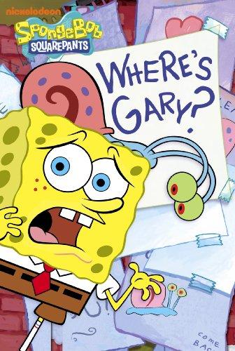 Amazoncom Wheres Gary SpongeBob SquarePants eBook Nickelodeon