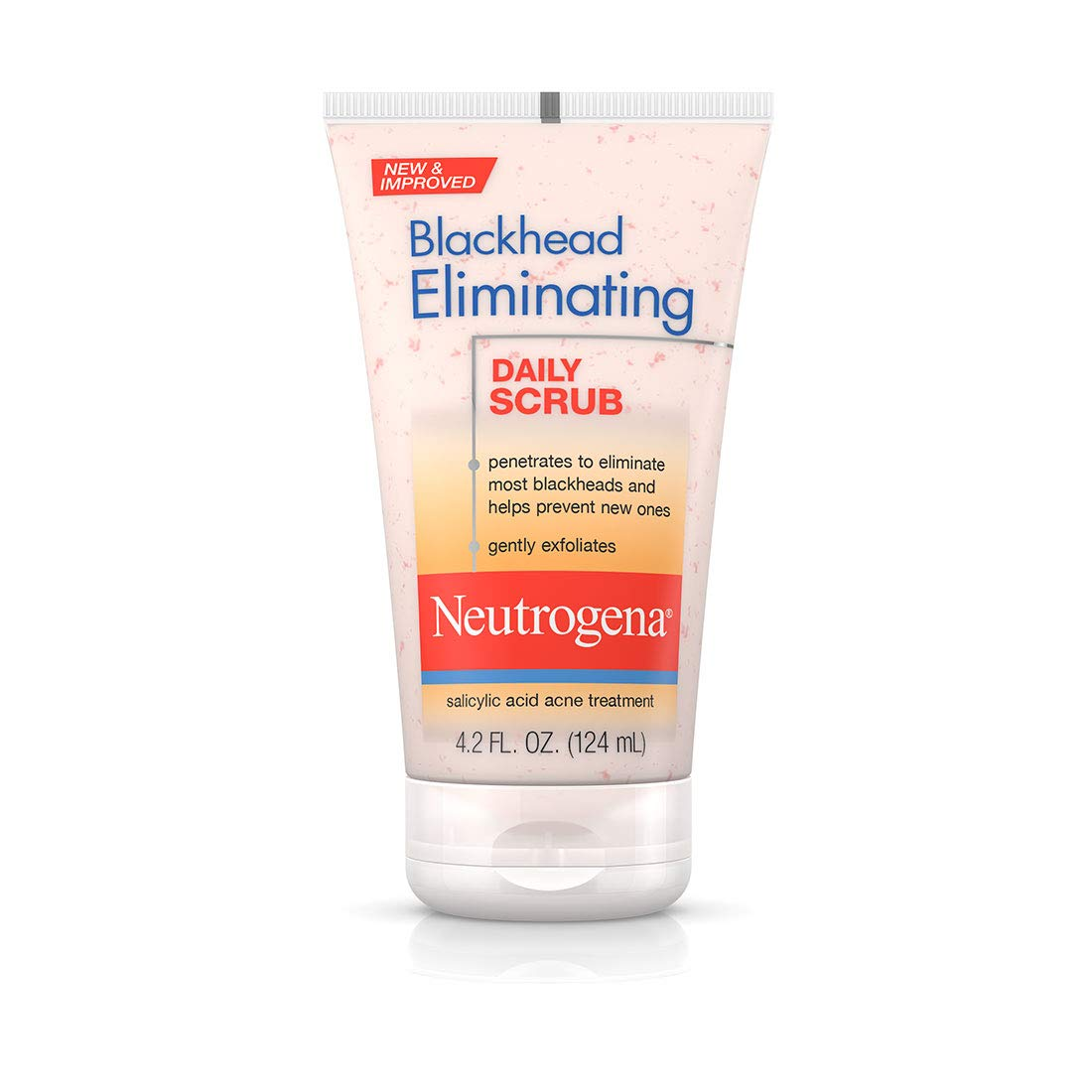 Neutrogena Blackhead Eliminating Daily Scrub, 4.2 Ounce