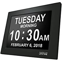 American Lifetime [Newest Version] Day Clock - Extra...