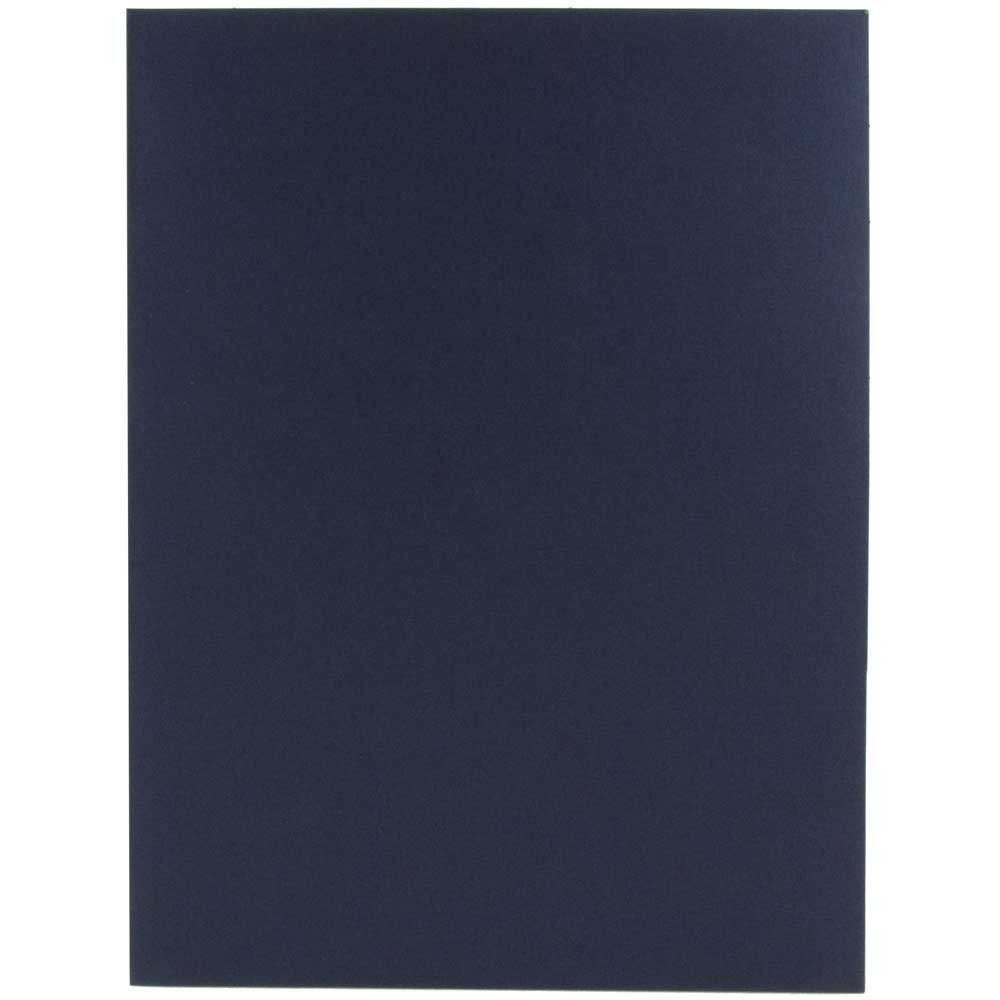 Generic Two Pocket 9 x 12 Linen Folder