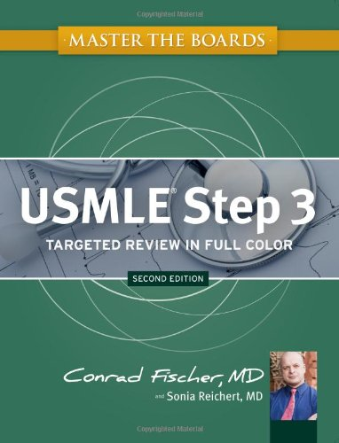 Master the Boards USMLE Step 3 (Master The Boards Step 3 New Edition)