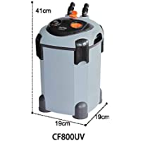 DOPHIN CANISTER FILTER WITH UV CF-800