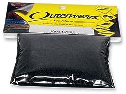 Outerwears Pre-Filter Sheet - 24in. x 24in. WR24BK