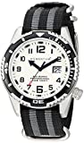 Men's Sports Watch | M50 Nylon Dive Watch by Momentum | Stainless Steel
