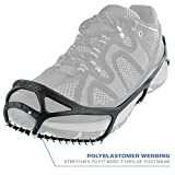Yaktrax 8601 Walk Traction Cleats for Walking on