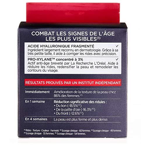 L'Oréal Paris – Revitalift – Laser X3 – Crème Masque Nuit Triple Action – Anti-Rides & Multi-Correction – Anti-Âge – 50…