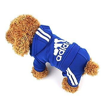 Idepet Cotton Adidog Dog Hoody
