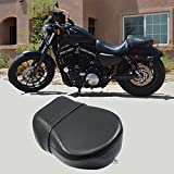 NEVERLAND Rear Passenger Seat Pillion For Harley Davidsion Sportster XL883 XL1200 2004-2014