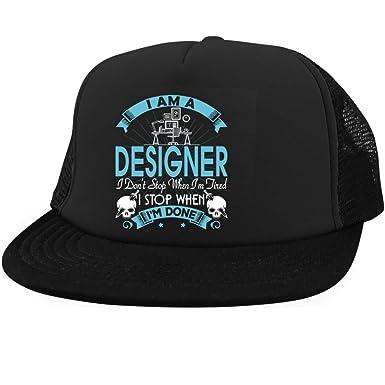 d5ad0b16eb498 Yes I m A Designer Cap